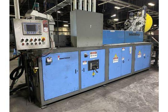 Used 2014 INDUCTOTHERM  INDUCTOFORGE INDUCTION HEATING SYSTEM