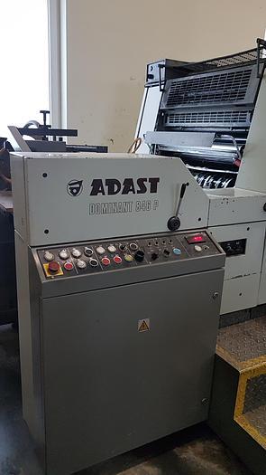 Used Adast Dominant 846 P