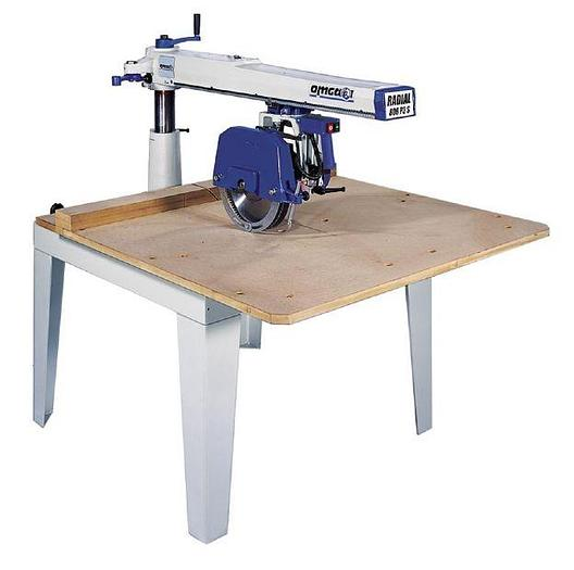 Used Omga Radial 600 P3S Radial Arm Saw