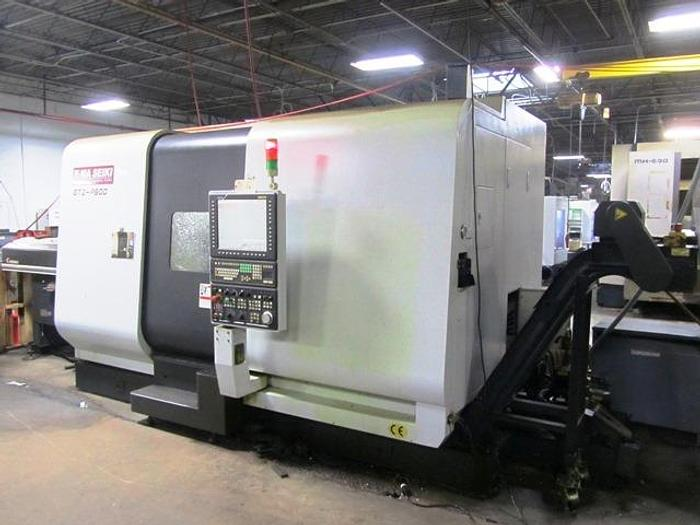 Used 2015 Yama Seiki GTZ-2600Y Multi-Axis CNC Turning Center with Milling