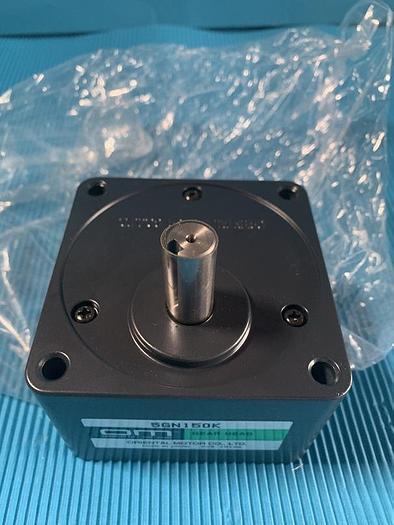 Used oriental motor gear head 5gn150k