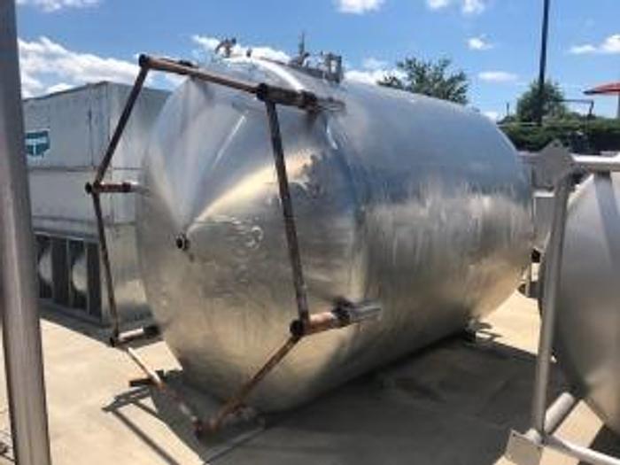 2500 Gallon Mixing Tank
