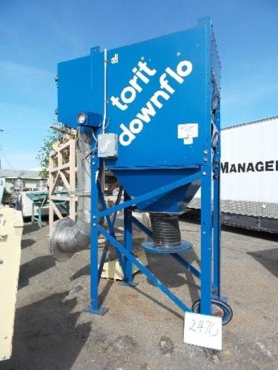 Donaldson / Torit Torit Downflo Dust Collector #2470