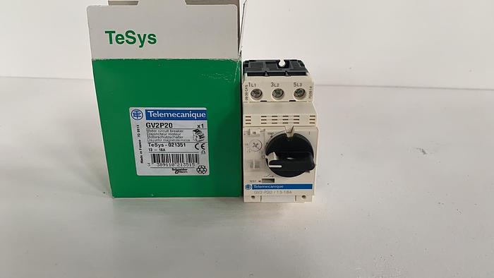 Telemecanique GV2P20