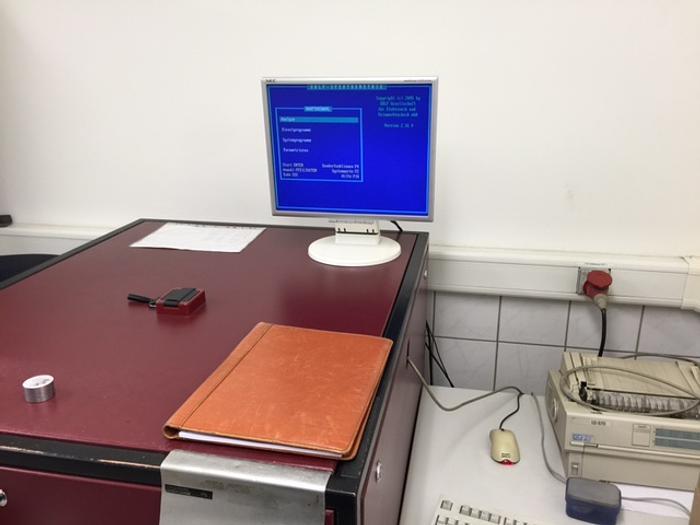 Spark 9 Element Spectrometer: QC-032