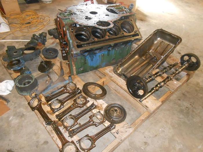 Used Detroit 6V92