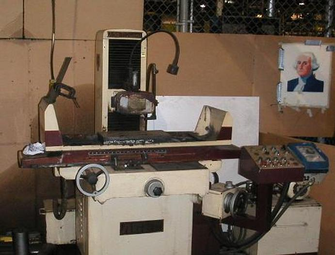Used ACER AGS 1020 AHD HYDRAULIC SURFACE GRINDER