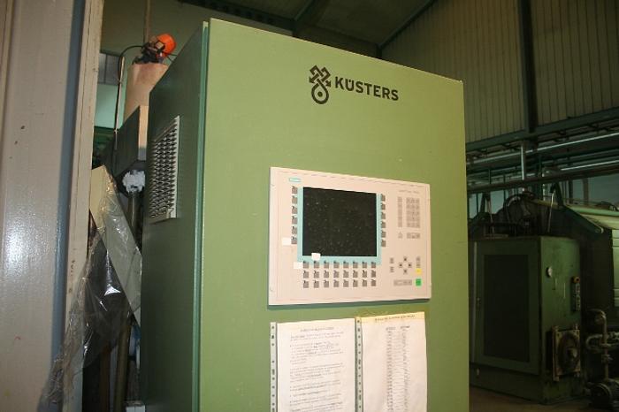 Padbacht  KUSTERS  1600 mm
