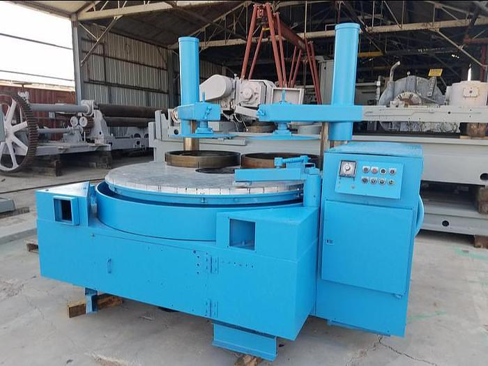 "Used 72"" Spitfire Lapper, MDL. SP-F888-72"