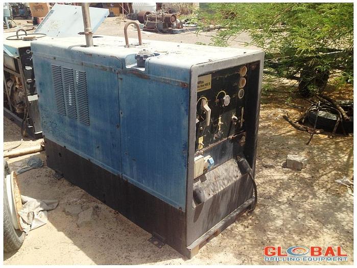 Used Item 0822 : Miller Big Blue 452D Welding Machine
