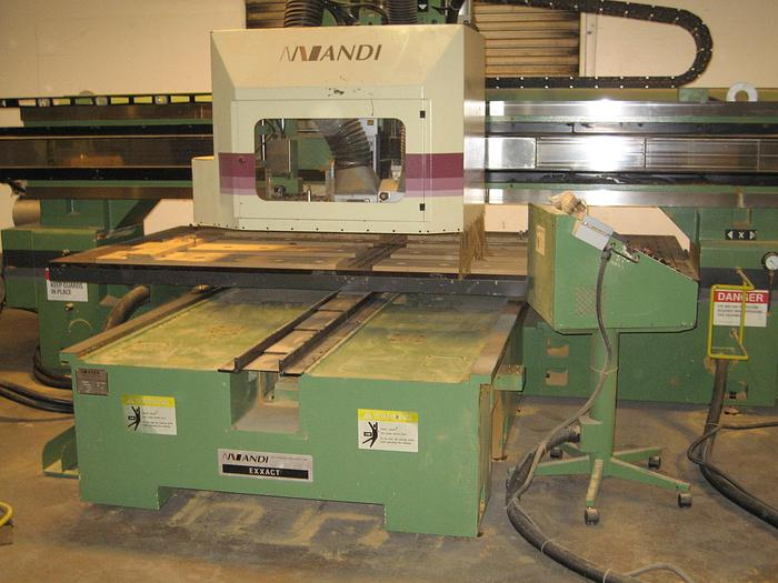 Used Andi CNC Router by Anderson