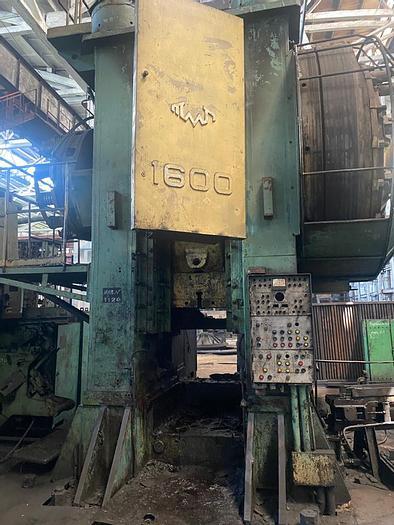 Used Press Hot Forging KB8042