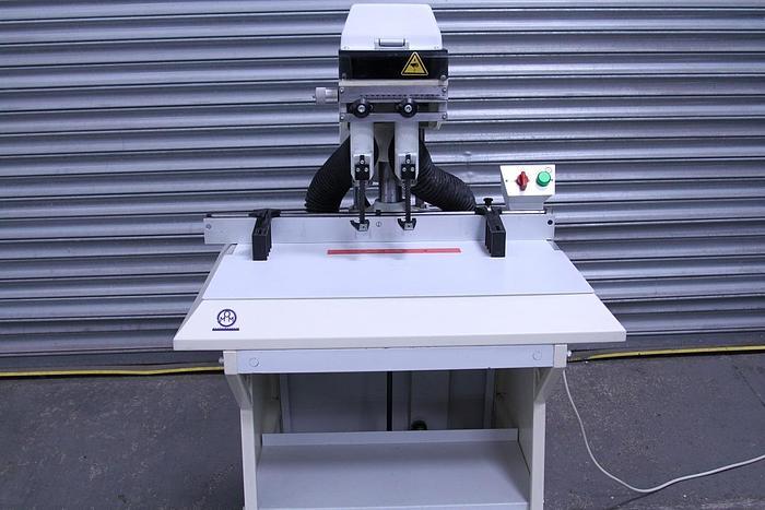 Used OMM VENUS 2 - Twin Head Paper Drill