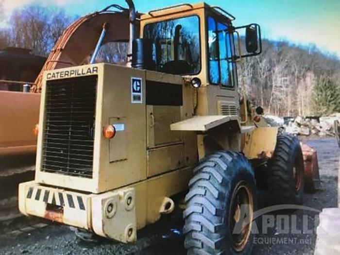 Used 1986 Cat 916 Wheel Loader