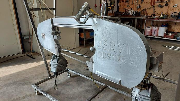 Refurbished Jarvis Splitting saw - Buster V