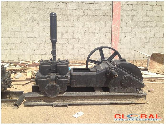 "Used Item 0716 : Gardner Denver FGF XGR 5"" x 6"" Duplex Mud Pump"