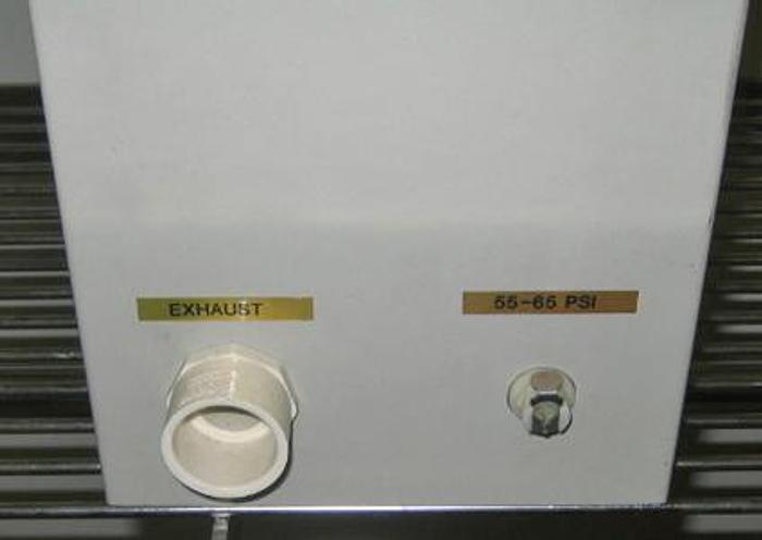 Used MACTRONIX UKA-650 Wafer Transfer Tool