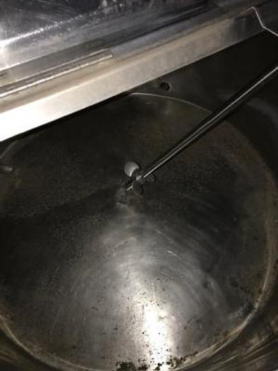 250 gallon mix tank