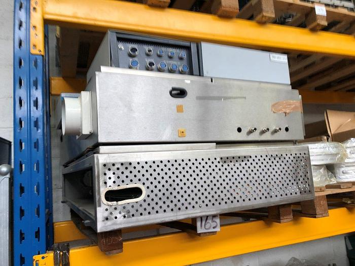 AMAT P5000 Gas Panel Full x 2