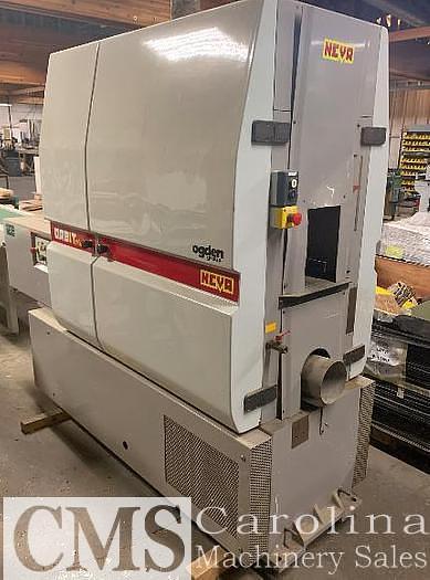 Used Complete Millwork Shop Liquidation Weinig, Wood-Mizer, Ogden, CTD, Delle Vedove