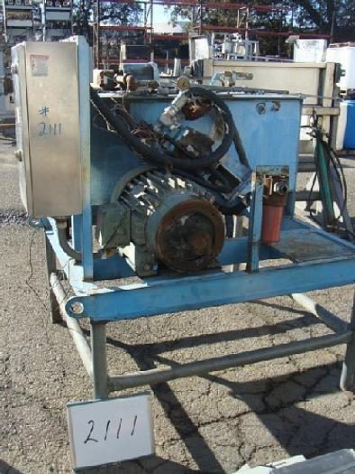 30 Hp Hydraulic Power Pack #2111