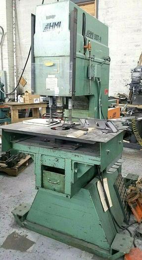 Used HMI Ironworker 50DT-19 Sheetmetal Fabrication Machine