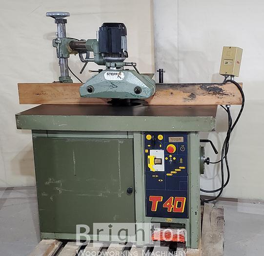 Used 1989 Steton T40,  Used Shaper