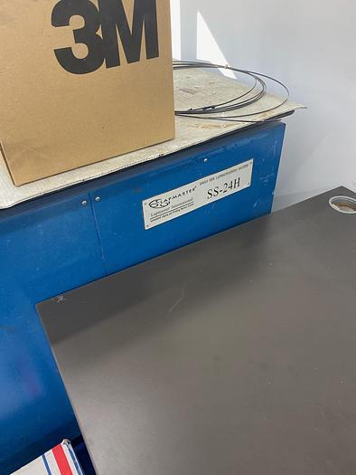 Used Lapmaster SS-24H Single Side Lapping/Polishing Machine