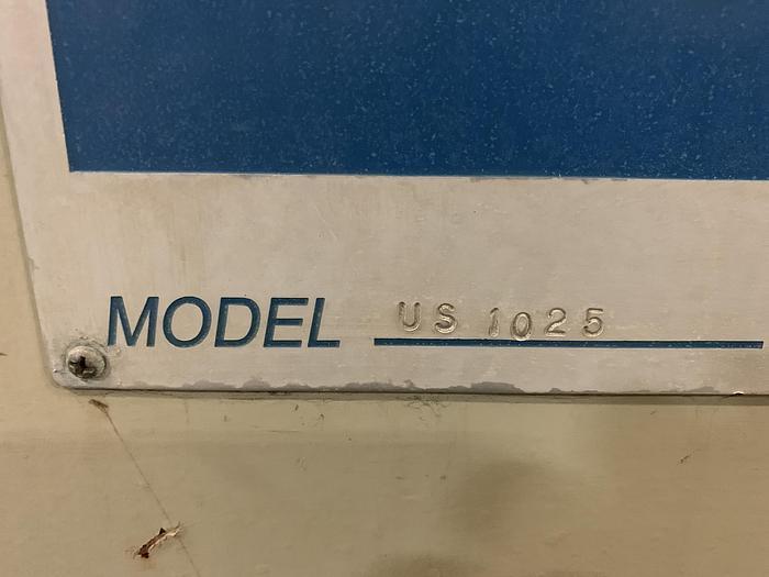 U.S. INDUSTRIAL MACHINERY SHEAR, MODEL US 1025 10' X .25