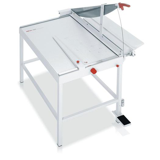 IDEAL 1080 Professional Large Format Trimmer With Stand