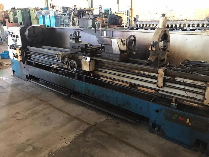 Used 2009 BEMATO LA560 X 3000 LATHE MACHINE
