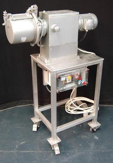 Used A 14951 D - Ploughshare Mixer LÖDIGE M5 GR.EI