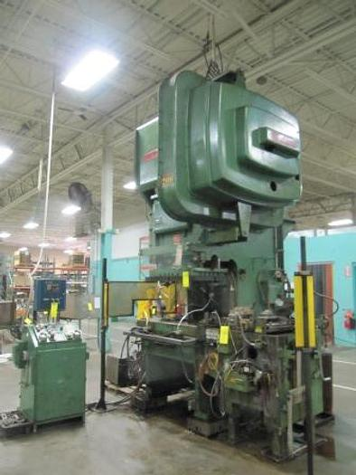 Used 150 TON BLISS OBI PRESS