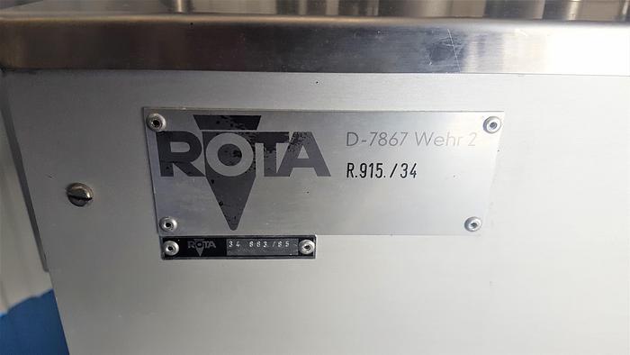 ROTA Ampoule Filler