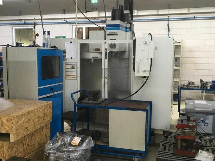 Gebruikt Fadal 15XT CNC freesmachine