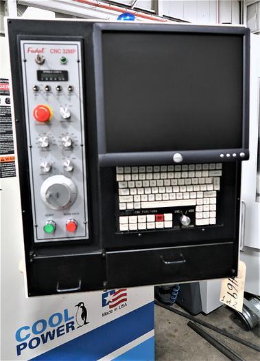 2001 FADAL VMC 4020AHT