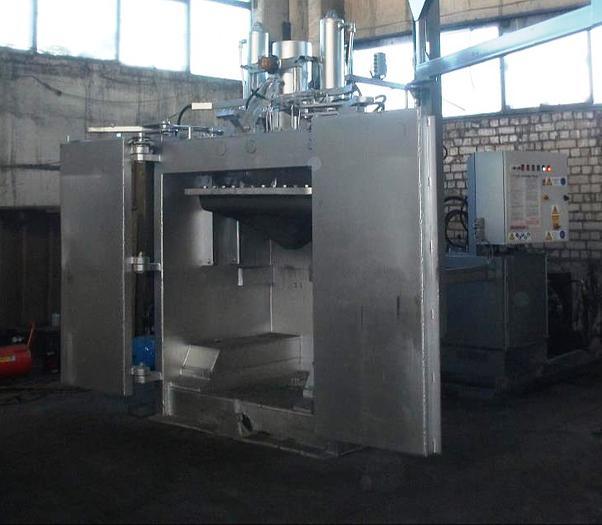 Rebuilt Tardis Model 1062 Twin-Ram Dross Press: MC-413