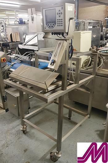 Used Applied Weighing Stainless Steel Portable Scales