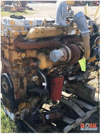 Used Item 0624 : Caterpillar C10 Engine