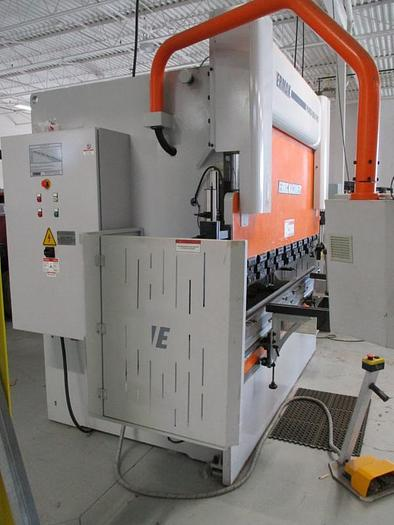 "66 TON X 103"", ERMAK POWERBEND PRO 8.5X66, 2013, CNC PRESS BRAKE"