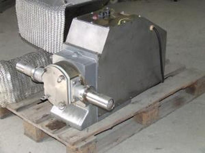 Używane Pompa krzywkowa do mas gęstych i półpłynnych
