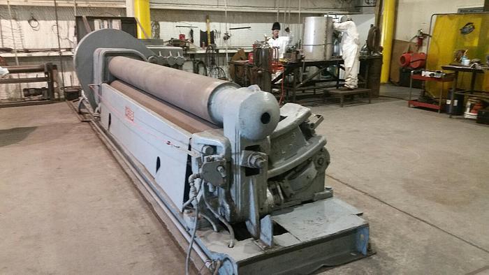 Webb Plate Roll 9L
