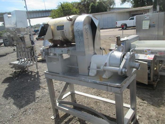 Used Cozzini Emulsifier; 125HP