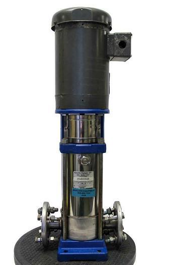 Used Goulds Pumps 2SVB1H5G0 With Baldor Motor VM3559, 3450 RPM (8049)W