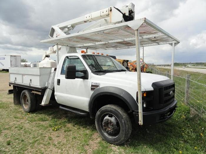 Used 2010 FORD F450