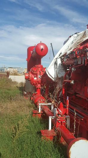 Used 1993 D-R / Waukesha 6HOS2-7042GL Gas Compressor