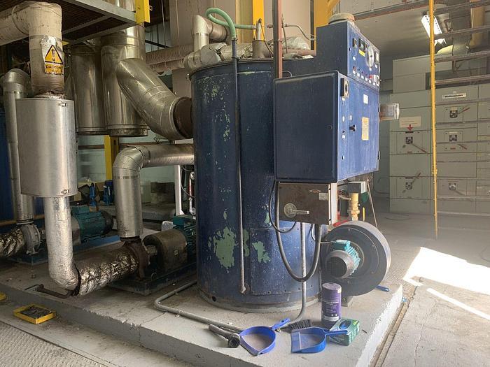 THERMOPAC 600 UB Thermal Fluid Heater