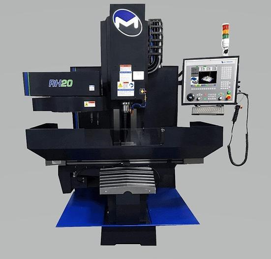 New Milltronics RH20 CnC Toolroom Milling Machine