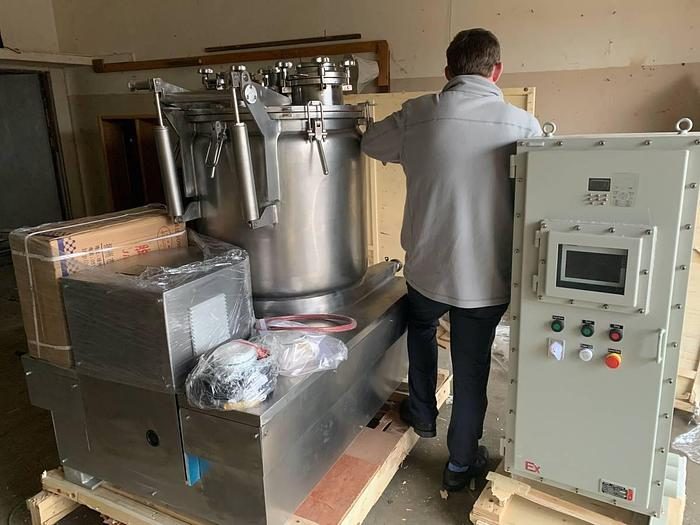 Extractor Centrifuge 150L For Sale Or Trade