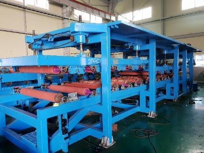 Used Used and New Continuous Expanded Polystyrene Sandwich Panel Line: RF-204